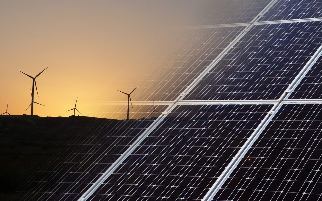 CÓMO USAMOS LAS ENERGÍAS RENOVABLES EN SANEAMIENTOS FERRER