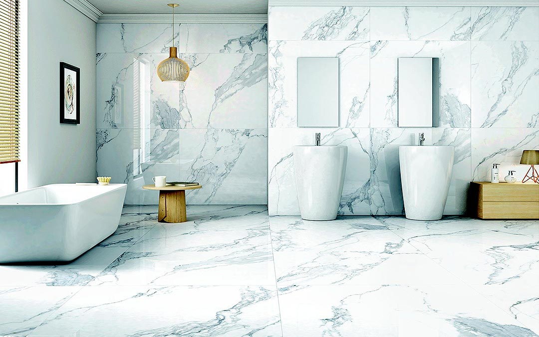¿Cómo mantener limpios los azulejos de tu casa?